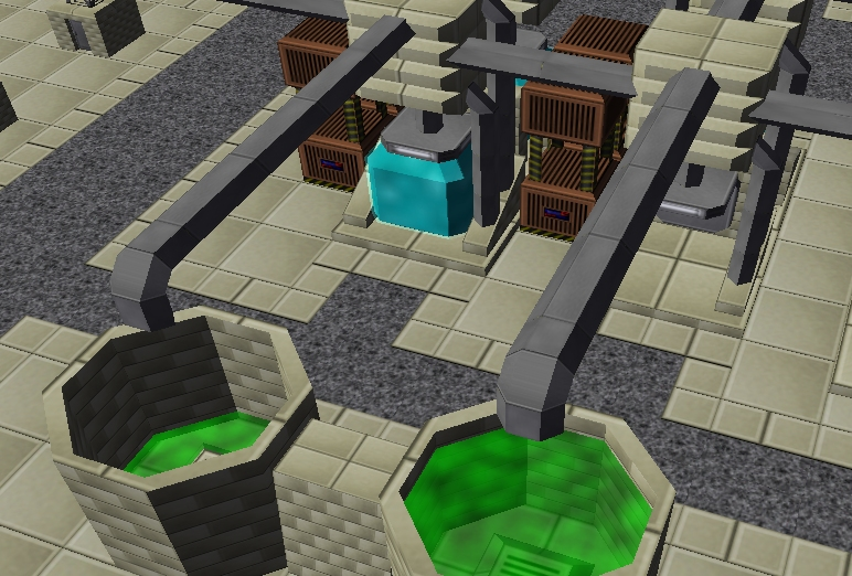 Arena Y4: Power Station