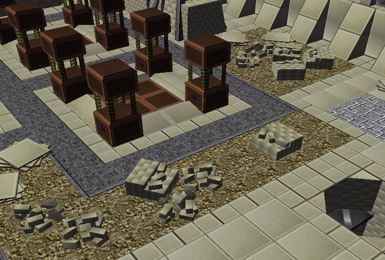 Arena Y4: Construction Site