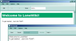 LoneWiki
