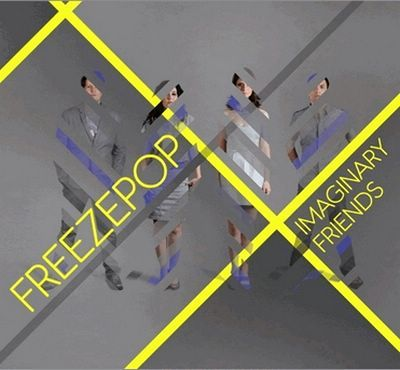 Freezepop -- Imaginary Friends