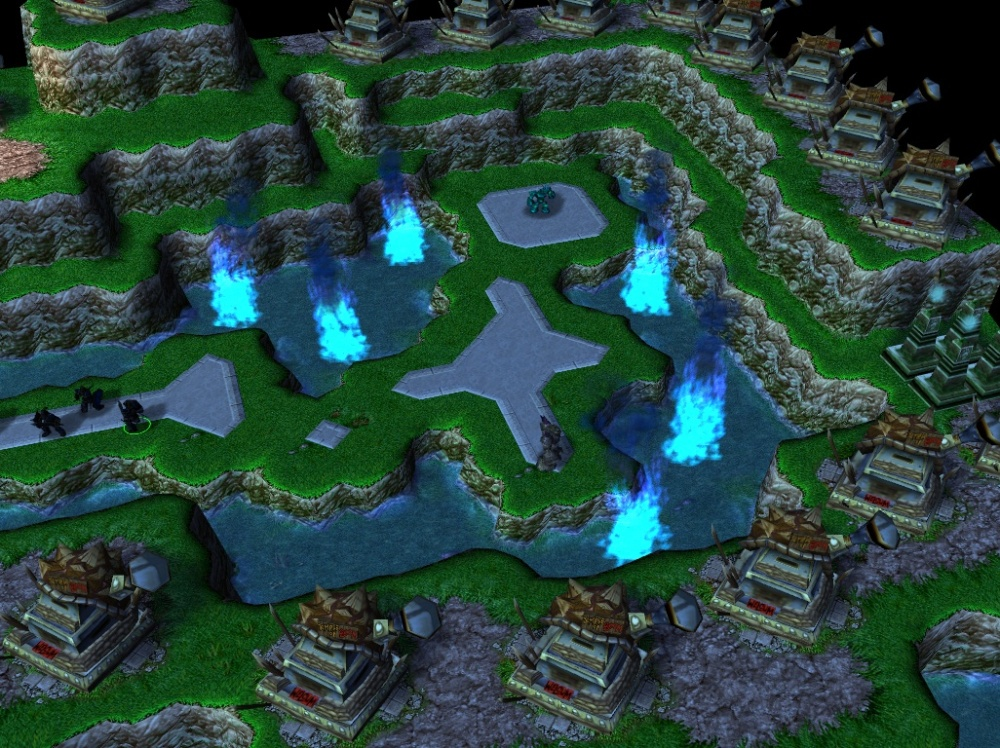 Admit it, your first maps looked like this too.
