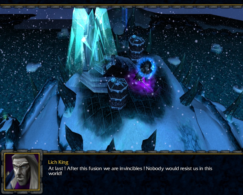 Let's face it, there are as many campaigns about the merged Arthas/Ner'Zhul as there are custom models of him.