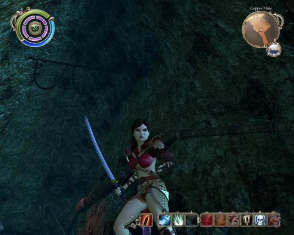 This armour is excellent against blunt weapons, apparently. On the flip side, guess what the best sword in the game is!
