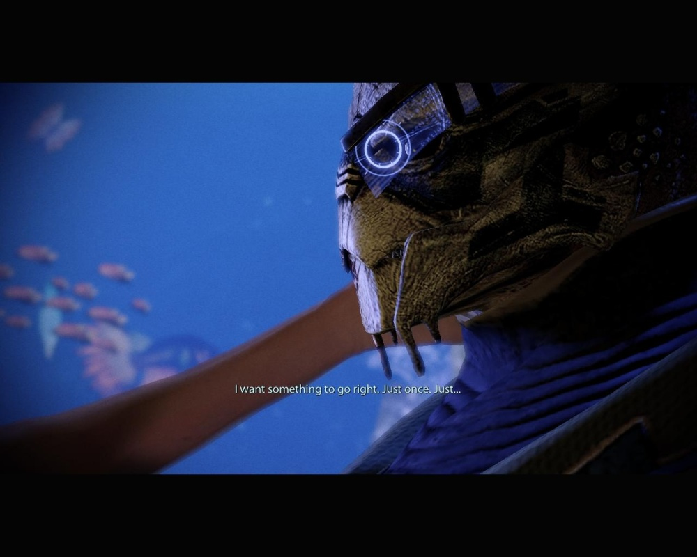 You and me both, Garrus.