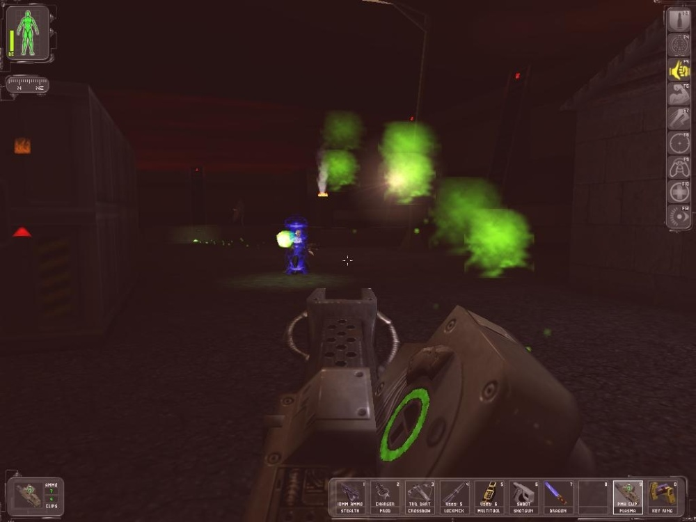 Having said that, I did have a belter of a Plasma Rifle-off with Simons this time around.
