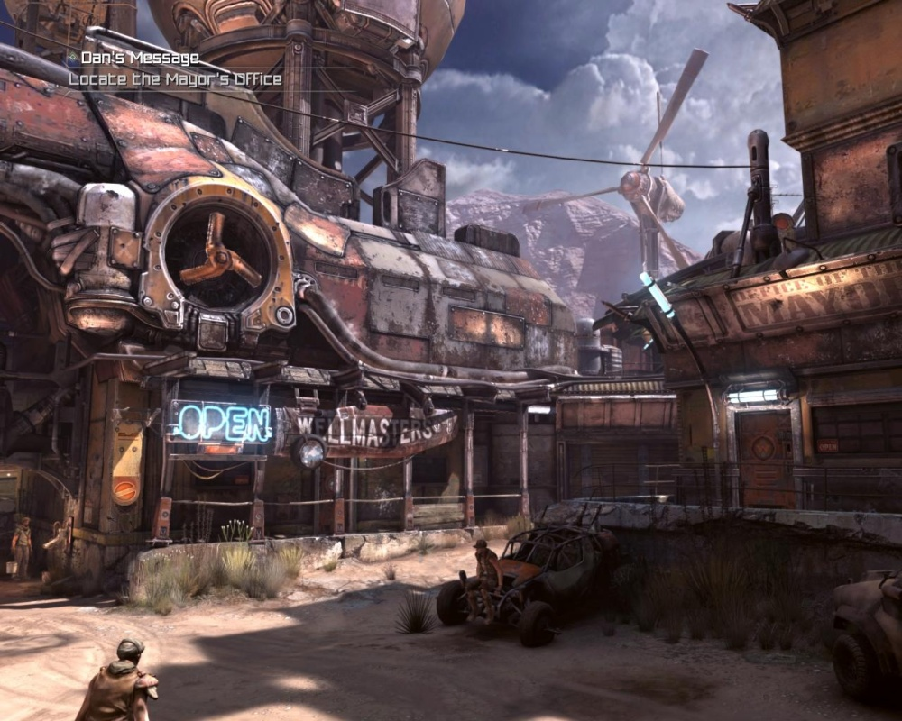 Seriously, guys, are you SURE this isn't Borderlands?
