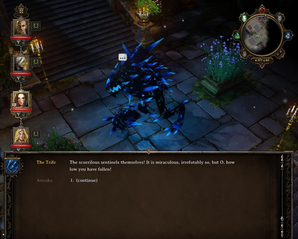 Thankfully, they have built on the fabulous creature designs of Divinity II rather than the very traditional-looking original.
