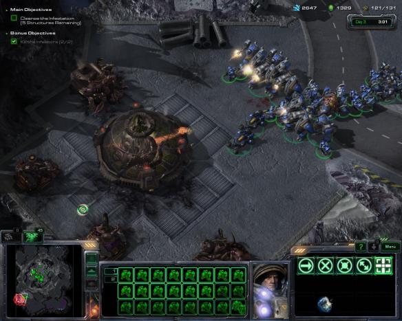 Goliath online!