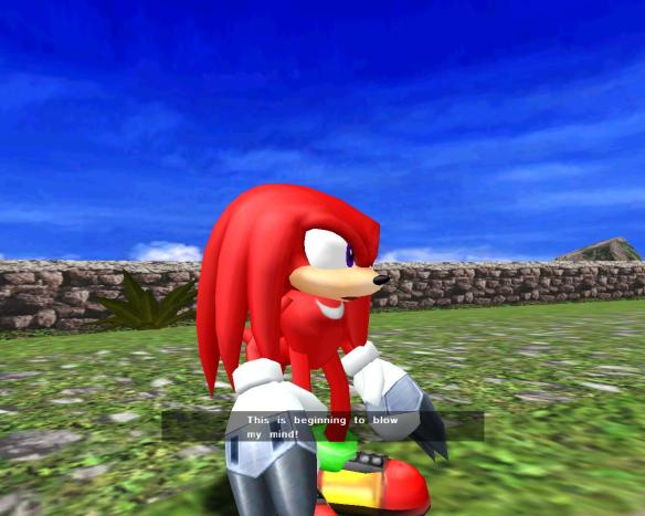 You said it, Knux.