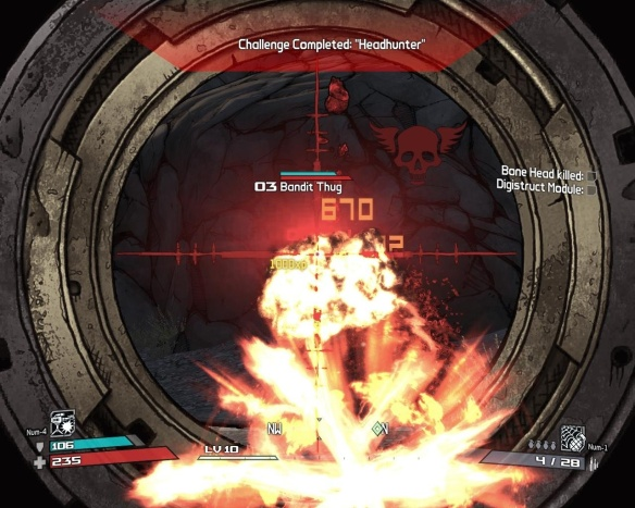 Every enemy has a spot to be hit for critical damage, from human heads to spiderant abdomens and more.