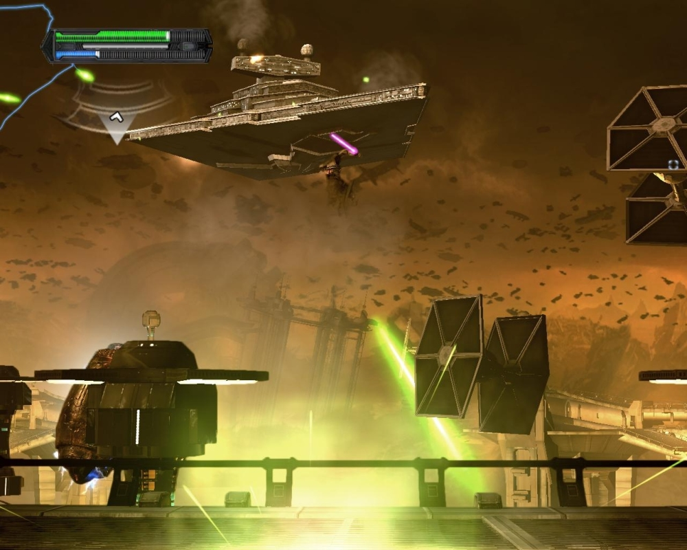 Maybe singlehandedly battling a Star Destroyer is taking it a little too far.